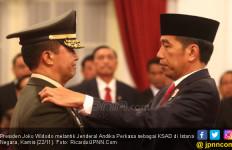 Jenderal Andika Endus Rencana Demo saat Pelantikan Jokowi, Inilah Skenario Antisipasinya - JPNN.com