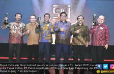 Pupuk Indonesia Grup Boyong 4 Penghargaan SNI Award 2018 - JPNN.com