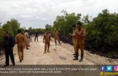 Sejumlah Proyek DOKA di Langsa Aceh Terancam Gagal - JPNN.com