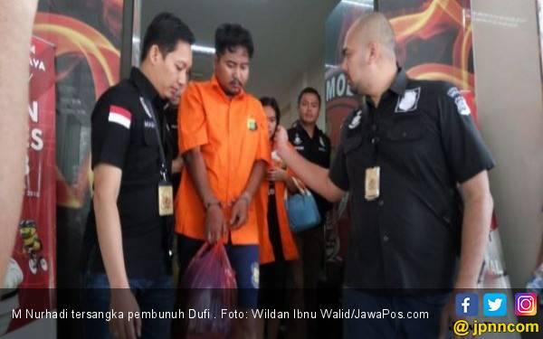 Dufi Sering Datang Sendirian ke Rumah Pasutri Pembunuhnya - JPNN.com