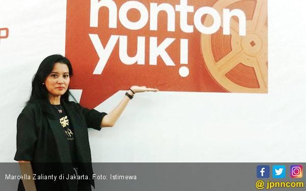 Marcella Zalianty Bangun Bioskop Murah untuk Rakyat - JPNN.com