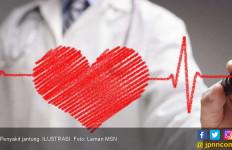 10 Gejala Serangan Jantung yang Harus Diwaspadai Pria - JPNN.com