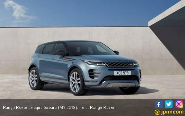 Land Rover Discovery 2.0 dan Evoque Terbaru Segera Melantai di Indonesia - JPNN.com