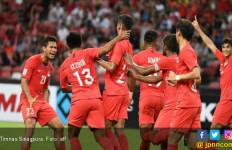 Piala AFF 2018: Singapura Tak Mau Bergantung ke Indonesia - JPNN.com