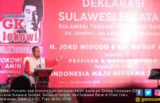 Danny Pomanto Ajak Relawan Jokowi Lawan Hoaks dengan Cinta - JPNN.com