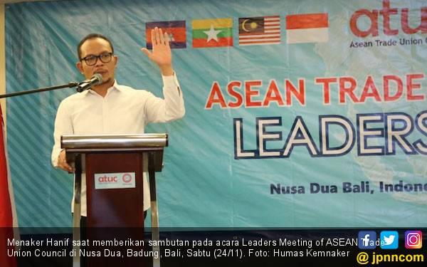 Menaker Hanif: Indonesia Butuh Investasi SDM - JPNN.com