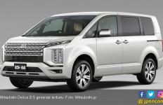Mitsubishi Delica Terbaru Mengaspal - JPNN.com