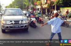 Polisi Periksa Pak Ogah di Cibitung - JPNN.com