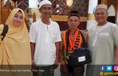 Marbut Berangkat Umrah Hadiah dari Polres Wajo - JPNN.com