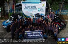 Jelang Reli Dakar, Mobil Listrik Anak Bangsa Tempuh 1600 Km - JPNN.com