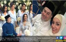 Baru Melahirkan, Istri Mantan Raja Malaysia Malah Dicerai - JPNN.com