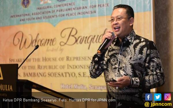 Bamsoet: Dunia Akan Apresiasi Indonesia Jika Pemilu 2019 Sukses - JPNN.com