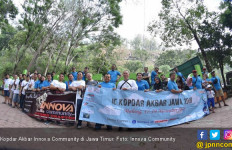 Kopdar Akbar Innova Community Diisi Rangkaian Agenda Positif - JPNN.com