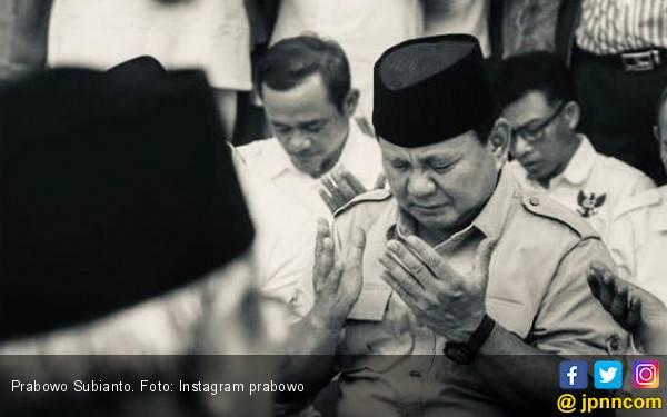 Prabowo akan Jenguk Ustaz Arifin Ilham - JPNN.com
