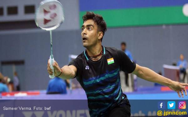 Lihat Nih Aksi Terbaik di Final Syed Modi International - JPNN.com