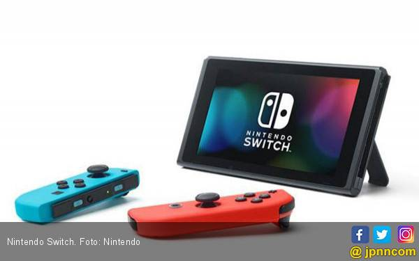 Nintendo Switch Nebeng Popularitas Gim Super Smash Bros Ultimate - JPNN.com