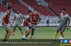 Bhayangkara FC Jalani Test Covid-19 - JPNN.com
