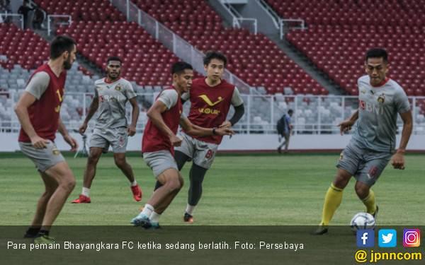 Berita Terbaru Kandidat Terkuat Pelatih Bhayangkara FC - JPNN.com