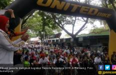 Komunitas SLIM Ikut Meriahkan Sepeda Nusantara di Bantaeng - JPNN.com