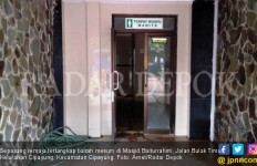 Ya Ampun, Cinta Tak Dapat Restu, Mesum di Kamar Mandi Masjid - JPNN.com
