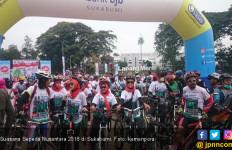 Kemenpora Apresiasi Semangat Ribuan Pegowes di Sukabumi - JPNN.com
