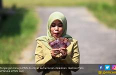 Alhamdullilah, Kabar Baik Bagi ASN, Polri dan TNI soal THR Lebaran - JPNN.com