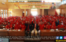 Perlu Gerakan Nasional Membangun Semangat Cinta Tanah Air - JPNN.com
