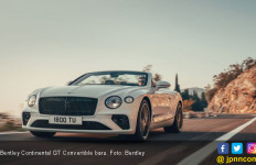 Sedan Atap Terbuka Baru Bentley Dirancang Lebih Kuat - JPNN.com