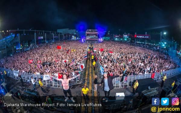 9 Bintang Tamu Tambahan Ramaikan DWPX di Bali - JPNN.com
