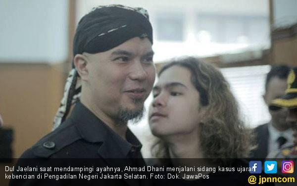 Doa Dul Jaelani di Hari Ultah Ahmad Dhani - JPNN.com