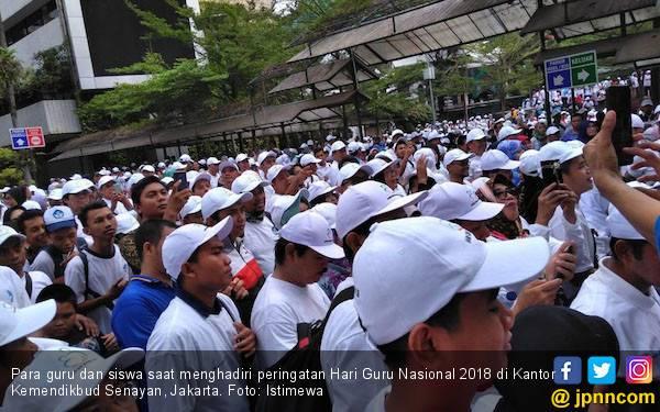 Rp 900 Miliar untuk Musyawarah Guru Mata Pelajaran - JPNN.com