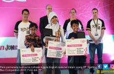 Siswa SD Juarai Kompetisi Bahasa Inggris Tingkat Nasional - JPNN.com