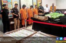 Kurir Dibayar Rp 500 Juta jika Bawa Narkoba dari Malaysia - JPNN.com