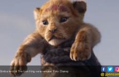 Visual Jadi Kekuatan Utama The Lion King - JPNN.com