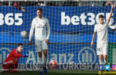 AS Roma Vs Real Madrid: Kenangan Buruk Courtois di Olimpico - JPNN.com