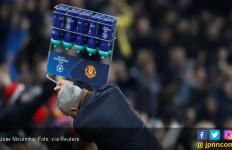 Lihat Reaksi Gila Jose Mourinho Usai MU Cetak Gol Kemenangan - JPNN.com
