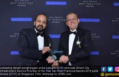Keren! Lintasarta Smart City Terbaik di Ajang Internasional - JPNN.com