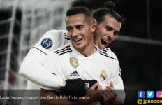 Kerja Keras Taklukkan Roma, Real Madrid Juara Grup G - JPNN.com
