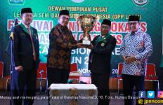 Jakarta Tuan Rumah, Menag Buka Festival Gambus Nasional 2018 - JPNN.com