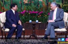 Prabowo Tebar Janji di Singapura jika Kelak Pimpin Indonesia - JPNN.com