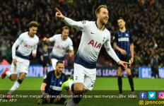 Gol Christian Eriksen Tunda Langkah Inter Milan ke 16 Besar - JPNN.com