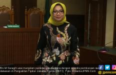 Pasrah Jadi Terdakwa Suap, Eni Saragih Tak Ajukan Eksepsi - JPNN.com