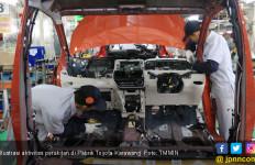 Pelek Toyota Innova, Fortuner dan Sienta Pakai Aluminium Produksi Inalum - JPNN.com