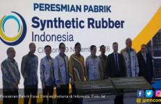 Menperin Resmikan Pabrik Karet Sintesis Pertama di Indonesia - JPNN.com