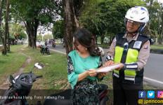 Dalam Dua Bulan, 46 Ribu Pengendara Kena Tilang - JPNN.com