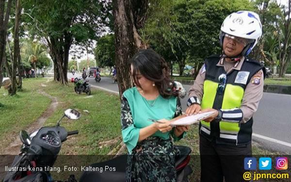 Polisi Usul Pelanggar Lalu Lintas Tak Perlu Disidang, Cukup Bayar Denda - JPNN.com