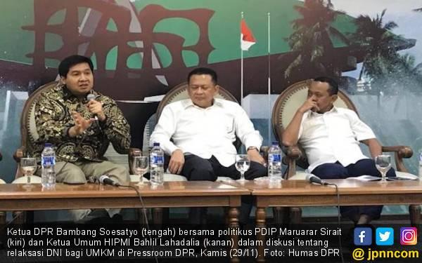 Pujian Bang Ara untuk Keberpihakan Jokowi pada UMKM - JPNN.com