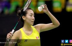BWF World Tour Finals: Carolina Marin Mundur, Li Ukir Rekor - JPNN.com