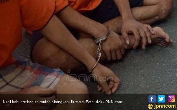 113 Napi Kabur, 25 Orang Sudah Ditangkap - JPNN.com