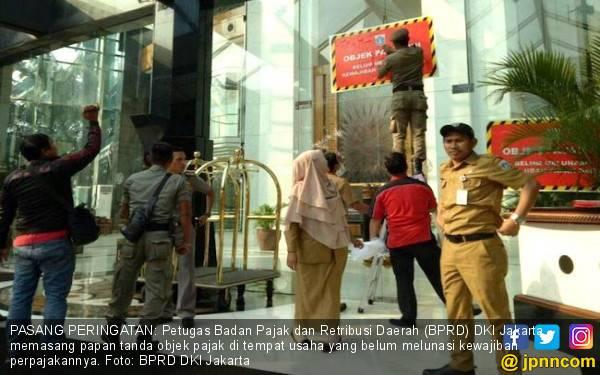 Pemprov DKI Jakarta Belum Bisa Penuhi Target Pajak di 6 Sumber Ini - JPNN.com